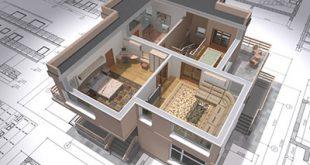 آموزش نقشه کشی عمومی ساختمان